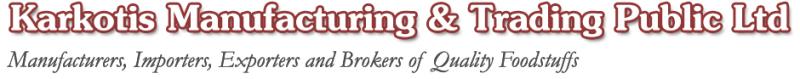 Karkotis Manufacturing & Trading Public Ltd